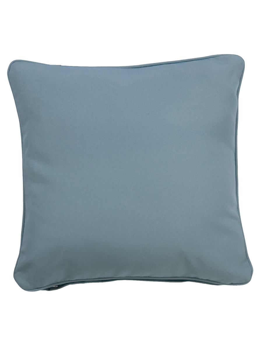 Cartenza Blue Outdoor Throw Cushion Embellish Imports