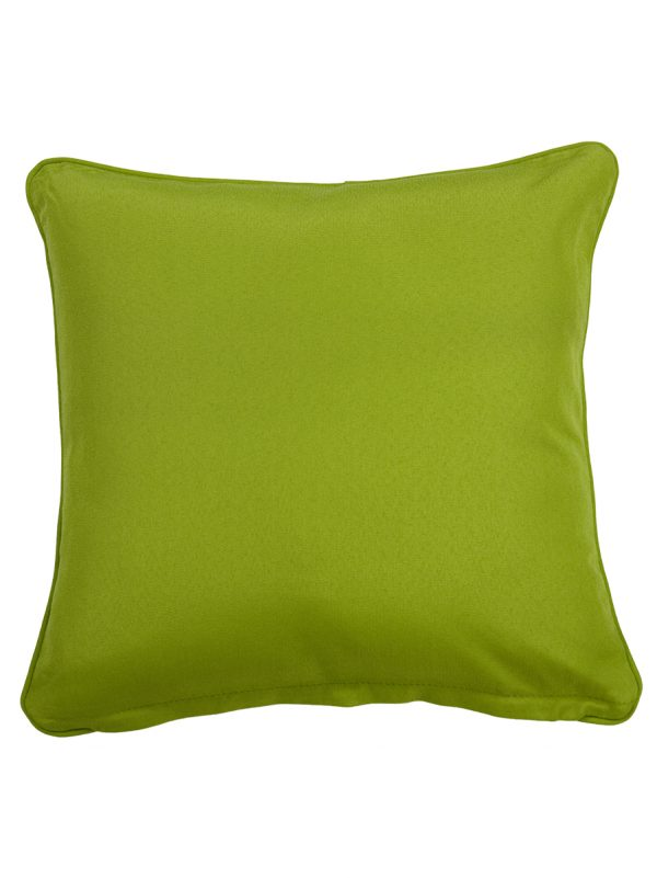 Cartenza Green Throw Cushion