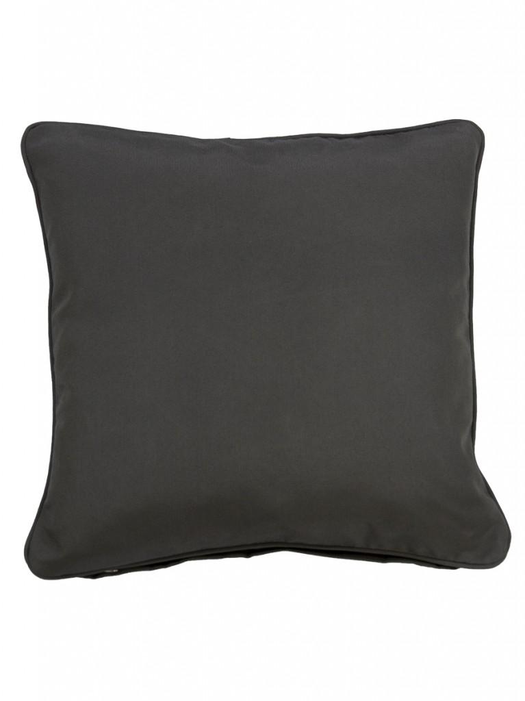 Cartenza Grey Outdoor Throw Cushion Embellish Imports