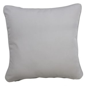 Cartenza Light Grey Throw Cushion