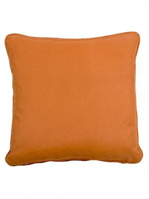 Cartenza Orange Throw Cushion