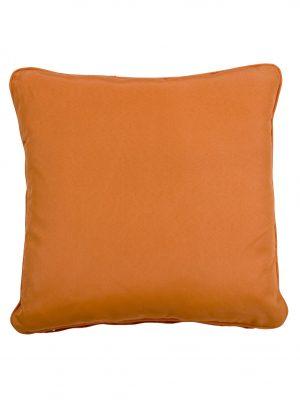 Cartenza Orange Throw Cushion