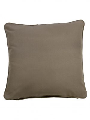 Cartenza Tan Throw Cushion