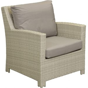 Casablanca wicker outdoor Sofa Chair Garden furniture