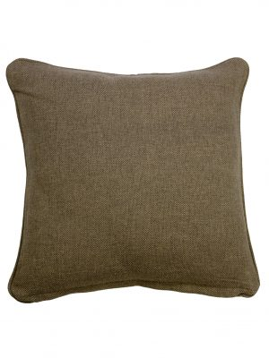 Copacobana Tan Throw Cushion