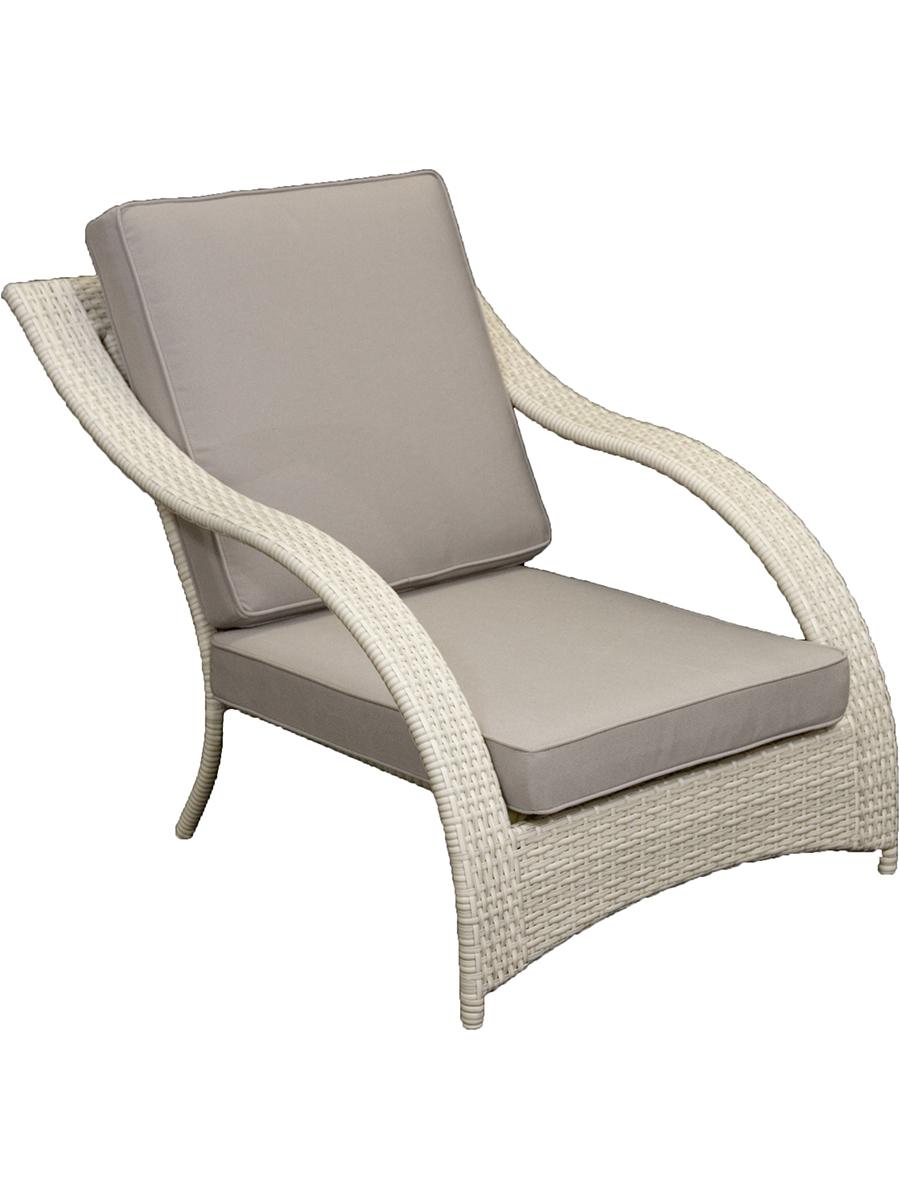 Hawaiian Wicker Garden Chair Embellish Imports