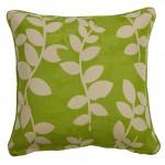 Katapus Green Throw Cushion