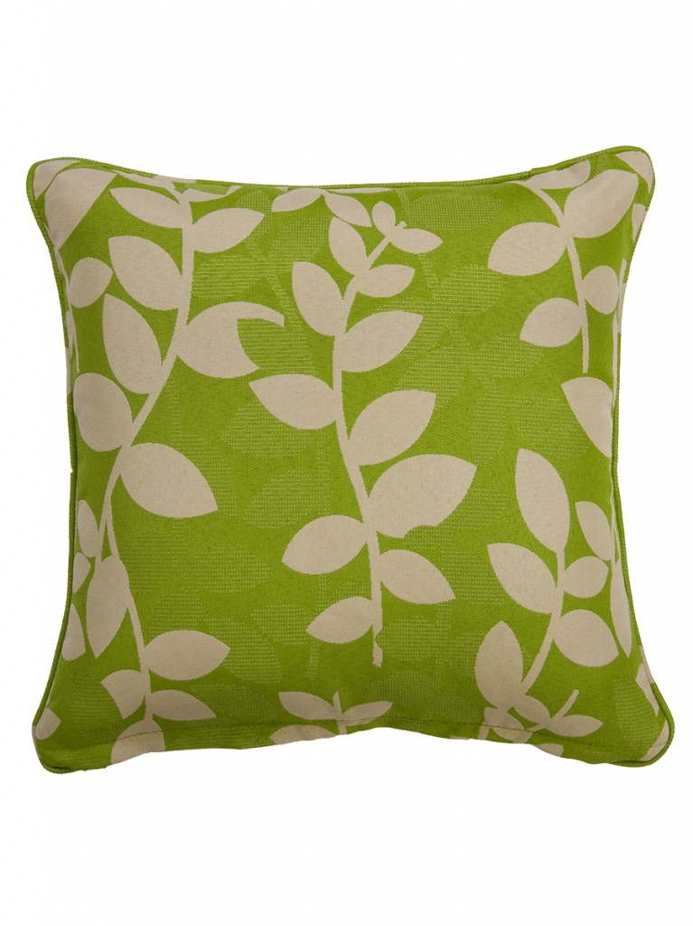 Katapus Green Outdoor Throw Cushion Embellish Imports