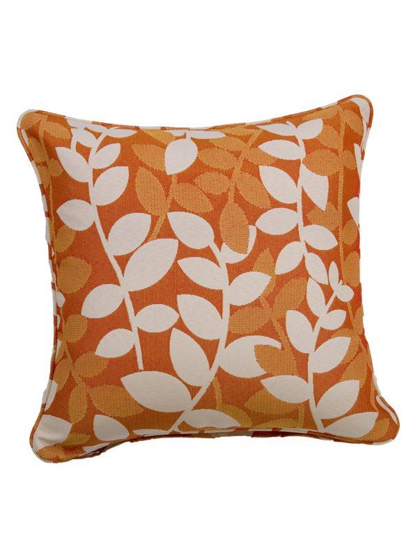 Katapus Orange Throw Cushion