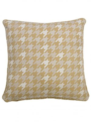 Lapunta Gold Throw Cushion