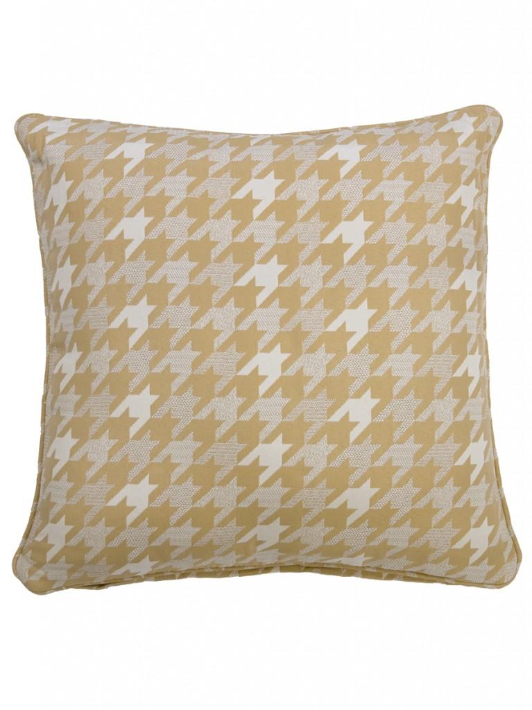 Lapunta Gold Throw Cushion
