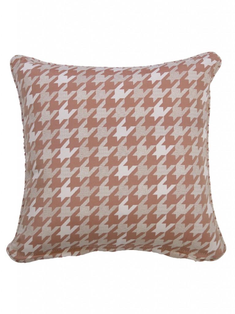 Lapunta Red Outdoor Throw Cushion Embellish Imports