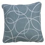 Laytown Blue Throw Cushion