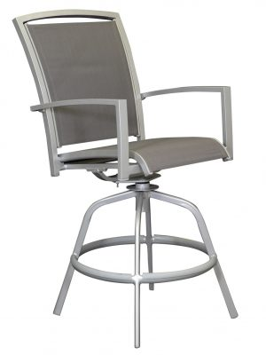 Lido Swivel Bar Chair