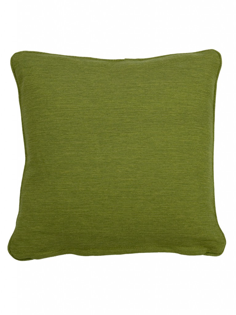 Southend Green Outdoor Throw Cushion Embellish Imports