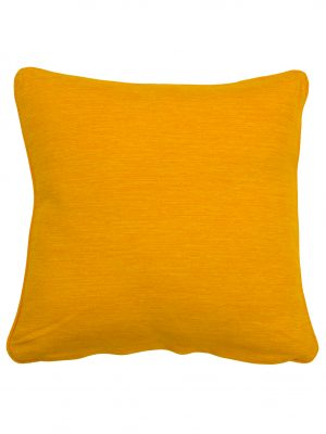 Southend Yellow Outdoor Throw Cushion