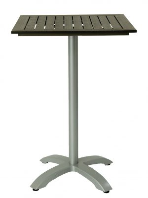 Villa Aluminium Pedestal Table