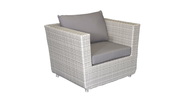 Wicker outdoor Sofa Chair Vista Garden Furniture
