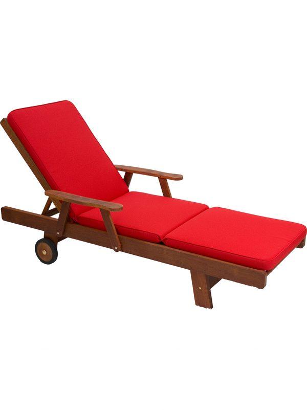 Strawberry Sunlounge Cushion