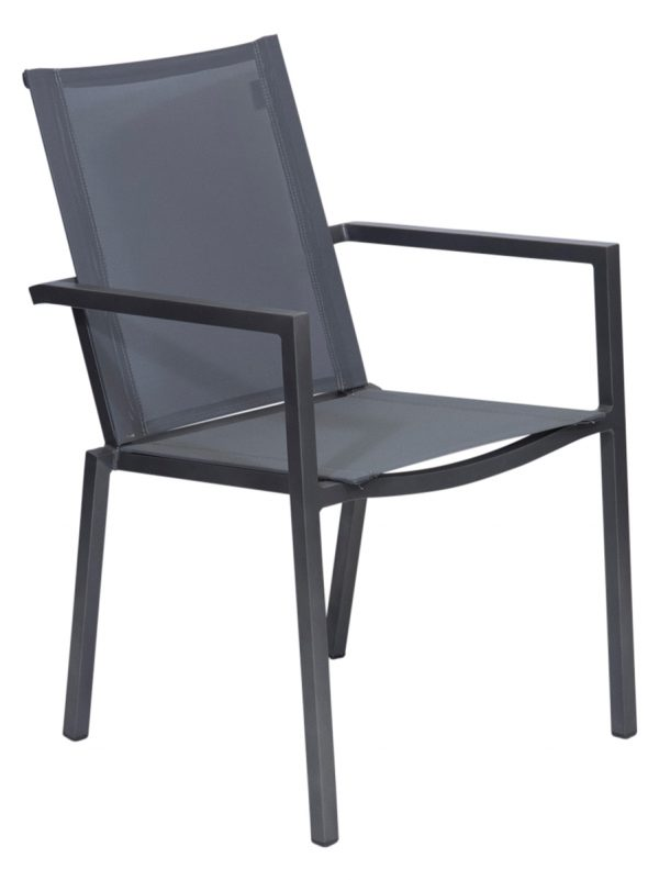 Salsa Outdoor Dining Chair Aluminium patio chair