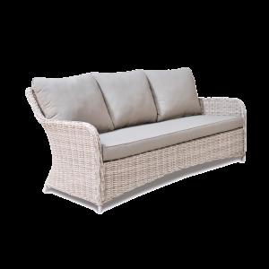 Fraser Colonial three seat sofa Garden Furniture