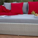 Choosing outdoor furniture Outdoor living daybed