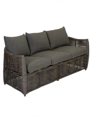 Malta Outdoor Wicker Garden Lounge