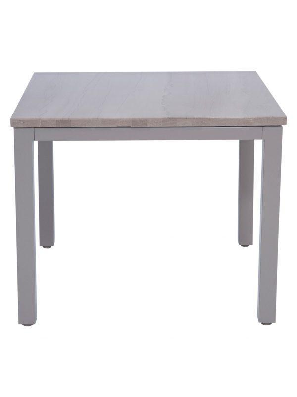 Aluminium Stone Top Tables Strata