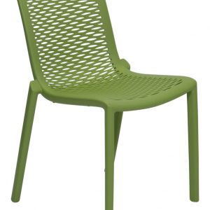 Netkat Resin Chair Olive Commercial Dining