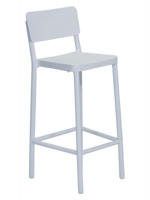 Resin Commercial Bar Stool