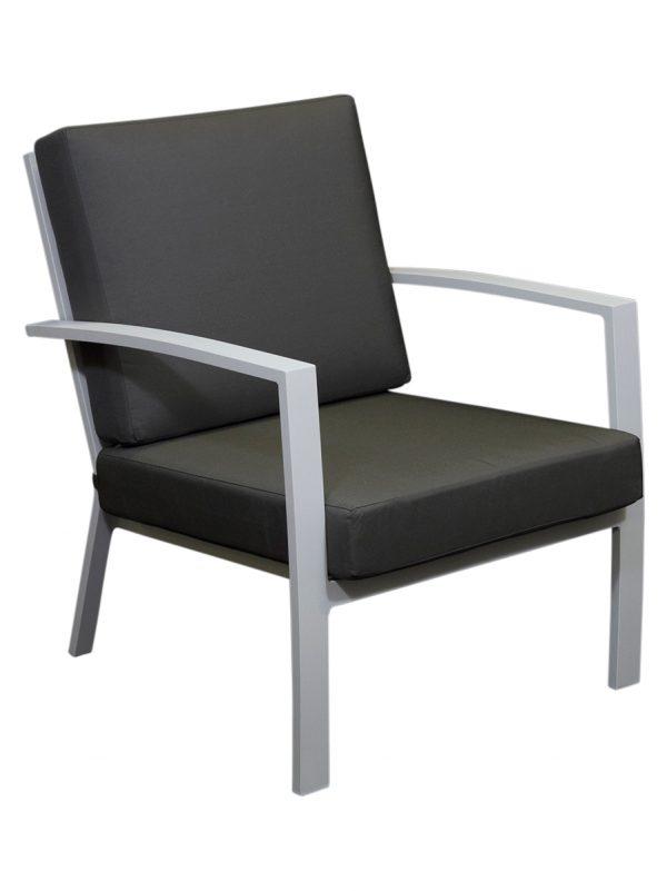 Malibu Outdoor Sofa Chair Aluminium