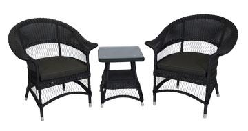 Warwick 3 piece outdoor sofa Set