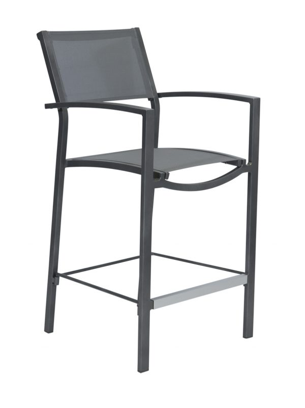Aluminium Bar chair Outdoor bar