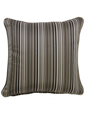 Bray Grey Throw Cushion