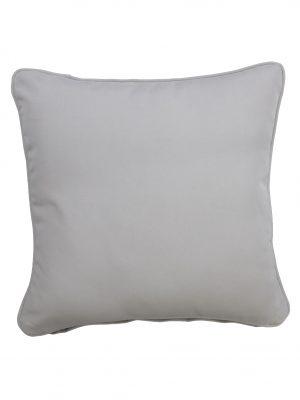 Cartenza Light Grey Throw Cushion