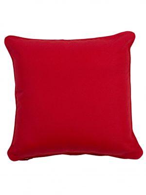 Cartenza Red Throw Cushion
