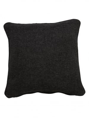 Copacobana Black Throw Cushiion