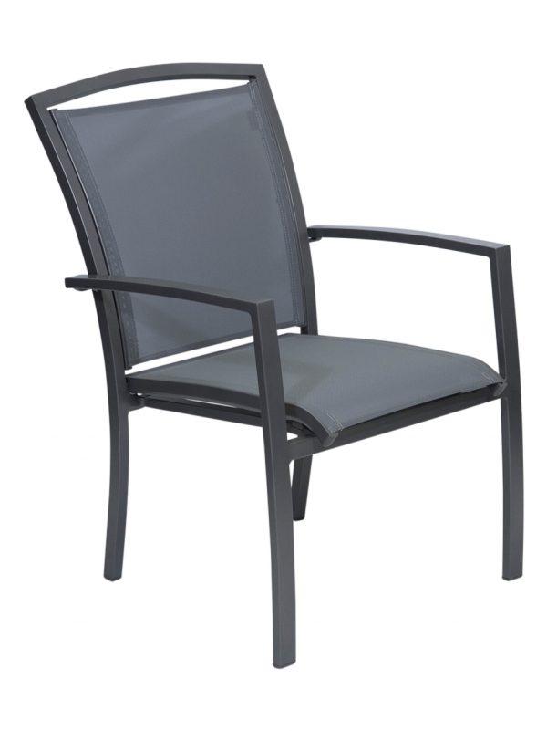 Aluminium Outdoor Dining Chair