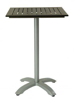 Villa Aluminium Pedestal Table