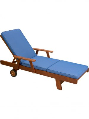 Cobalt Sunlounge Cushion