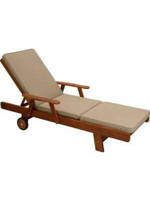 Oyster Sunlounge Cushion