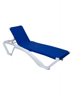 Marina Resin Sunlounger Sun Lounge Pool Lounge Chair