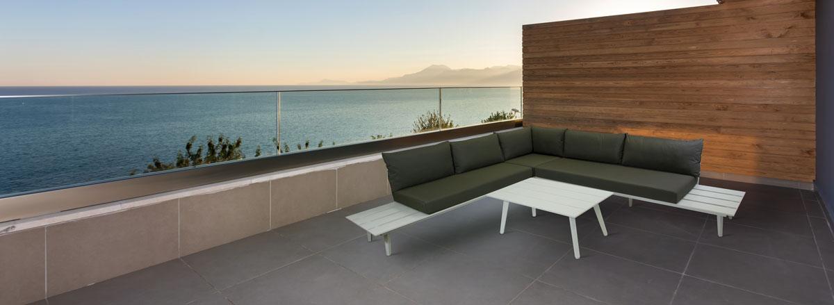 Quality outdoor Furniture aluminium