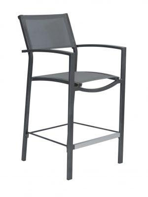 Aluminium Bar chair Outdoor bar